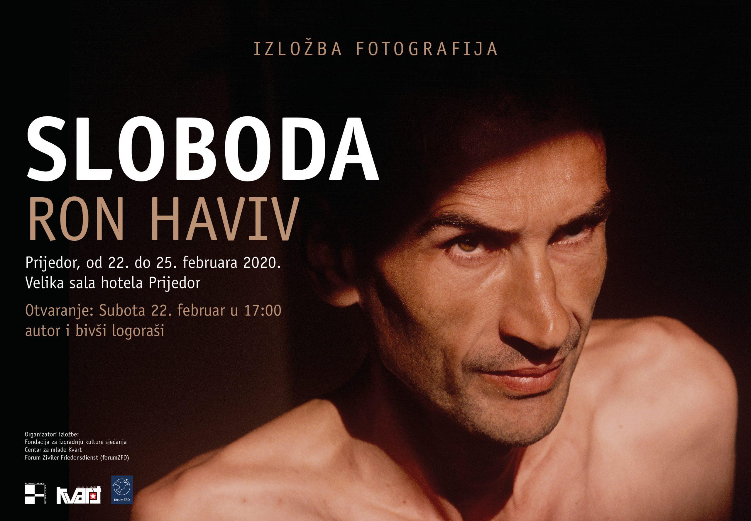 Izložba fotografija Rona Haviva u Prijedoru