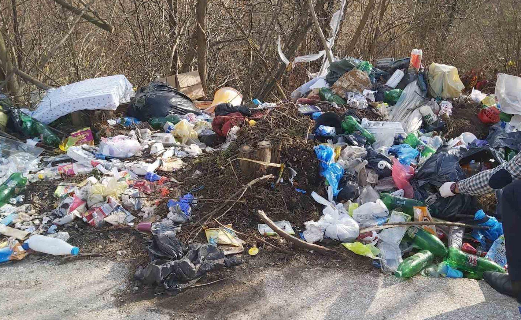 Prestanimo prljati grad: Kažnjeno 27 građana zbog smeća