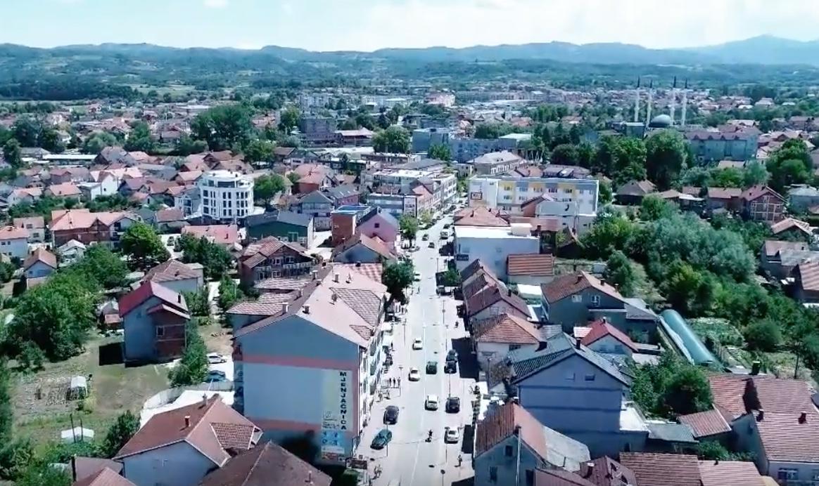 Pogledajte Sanu iz zraka VIDEO