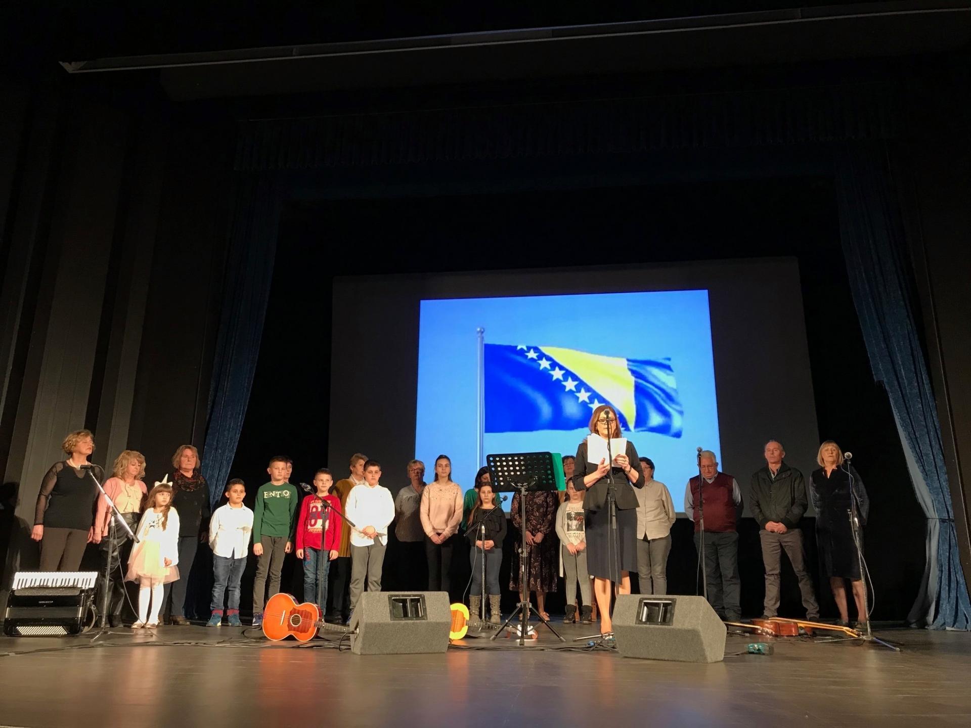 Bosanci i Hercegovci u Umagu obilježili Dan nezavisnosti BiH