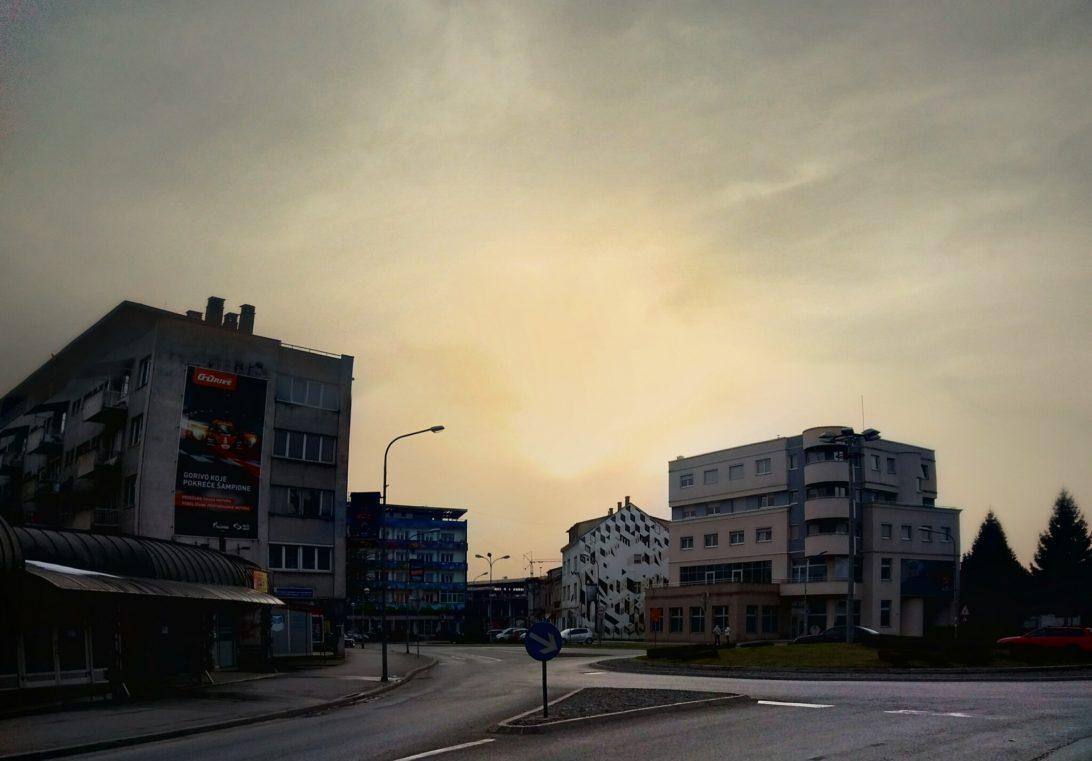 Pogledajte fotografiju zraka u Prijedoru
