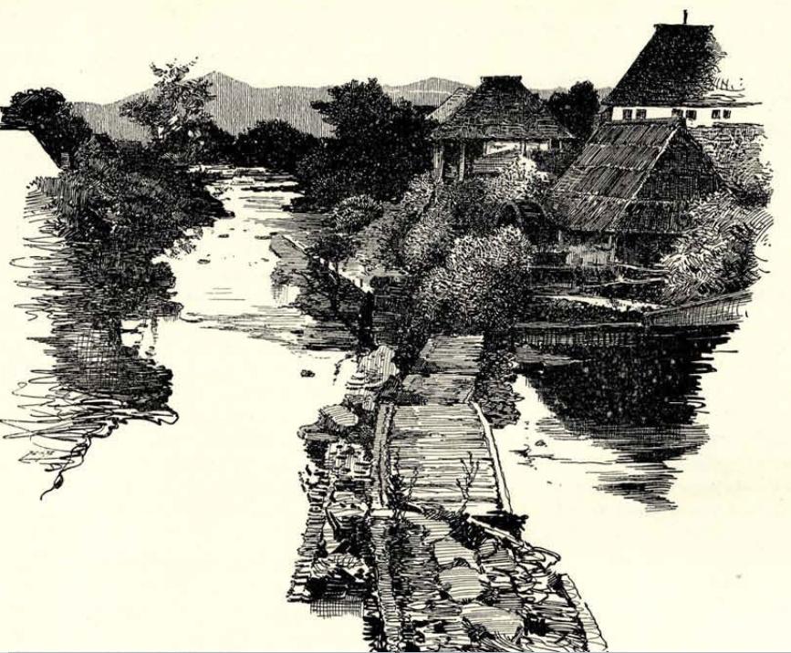 Krajina u očima njemačkog slikara na početku XX stoljeća