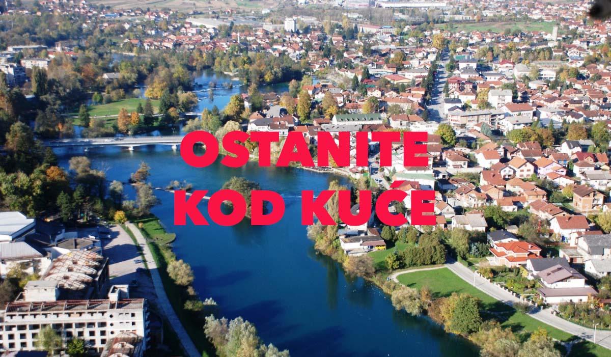 U 29 mjesta u BiH potvrđen je koronavirus: Hoće li nadležni konačno staviti gradove u karantine