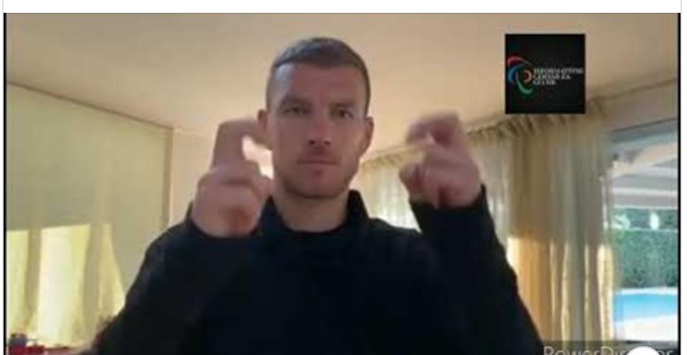 Štilić i Džeko na znakovnom jeziku poslali važnu poruku svim Bosancima