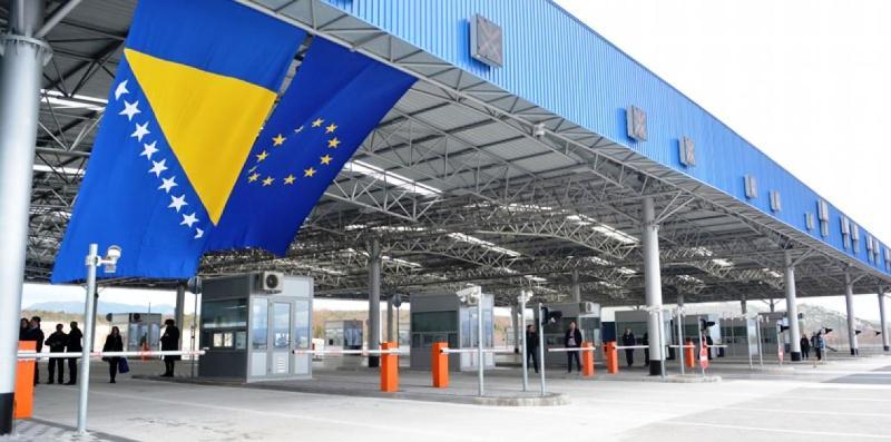 Od jutros zabrana ulaska strancima u BiH, odbijen ulazak za pet osoba