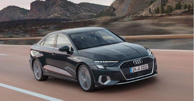 Audi predstavio novi A3 Sedan