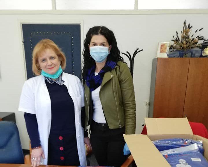 Zaštitna odijela za naše zdravstvene radnike