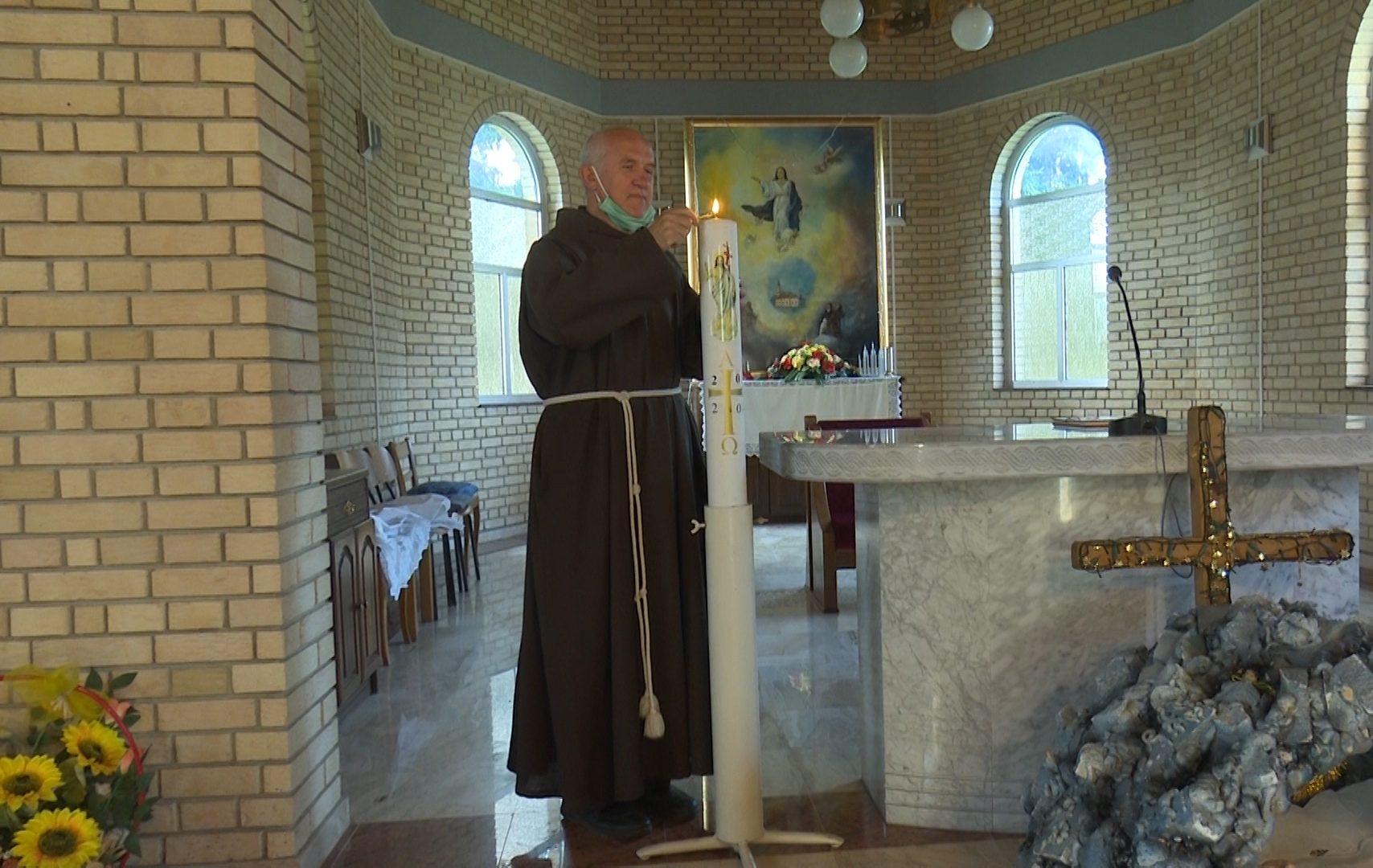 Katolici slave Uskrs: Život će pobijediti smrt