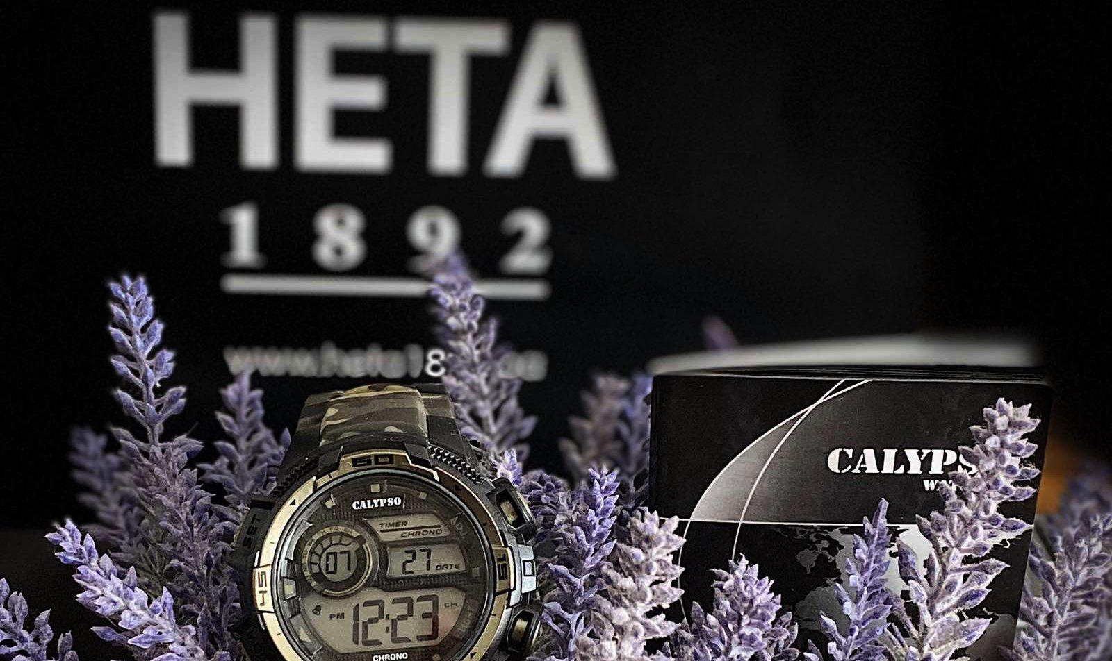 HETA 1892 Vas nagrađuje i poklanja sat Calypso!