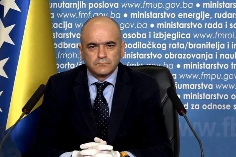 Čerkez: Više ne možemo kontrolisati situaciju, mi nismo preporučili ukidanje izolacije