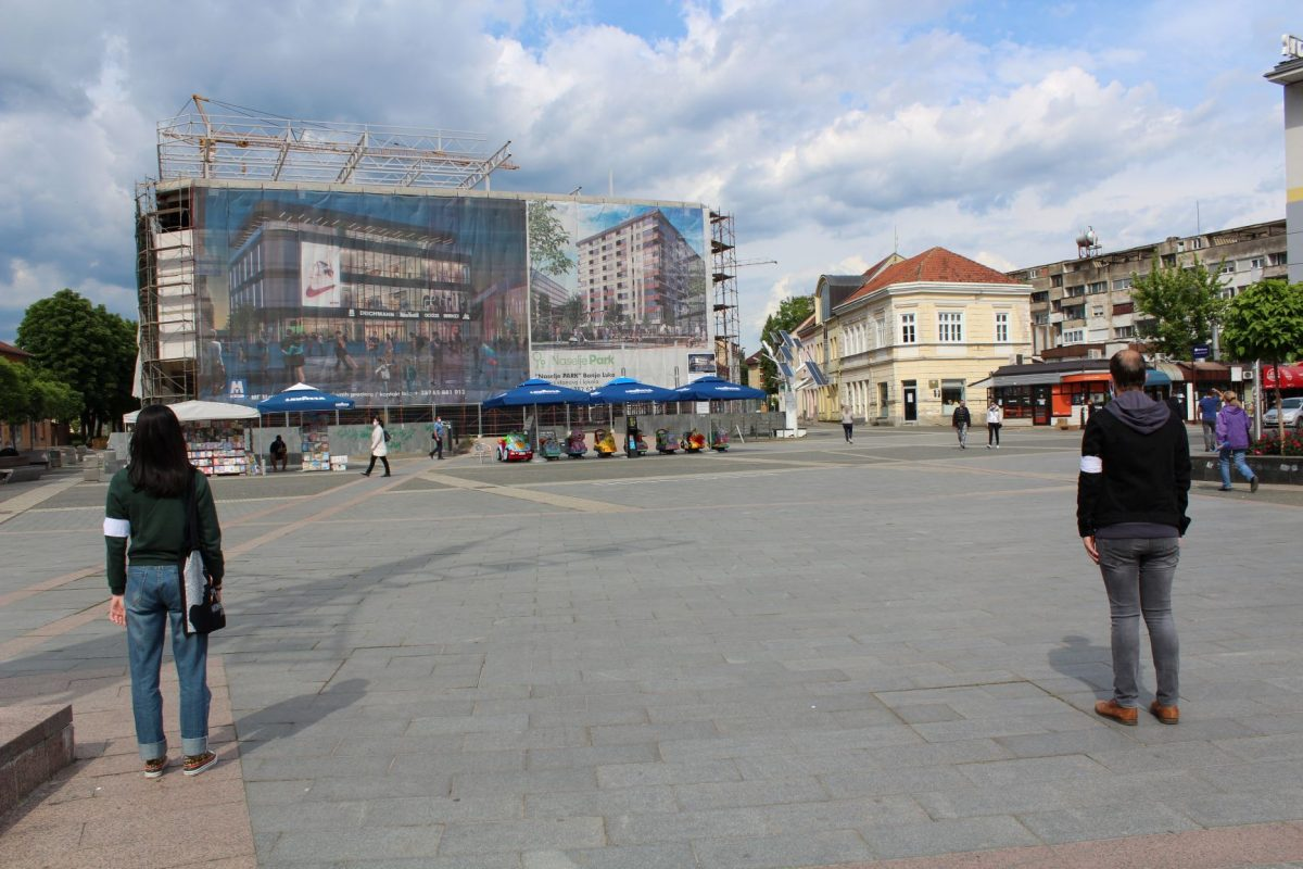 Lokacije za spomenik ubijenoj djeci Prijedora