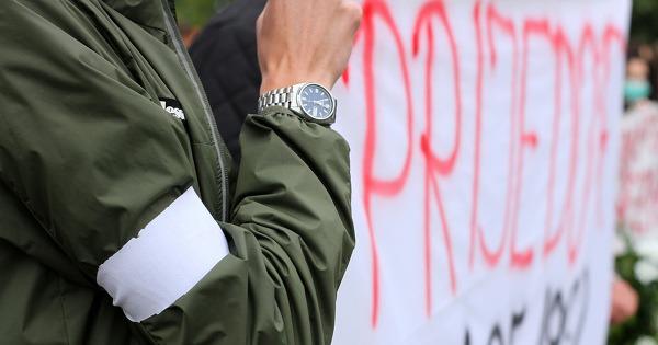 Zenički studenti se čitanjem imena 102 ubijene djece prisjetili zločina u Prijedoru