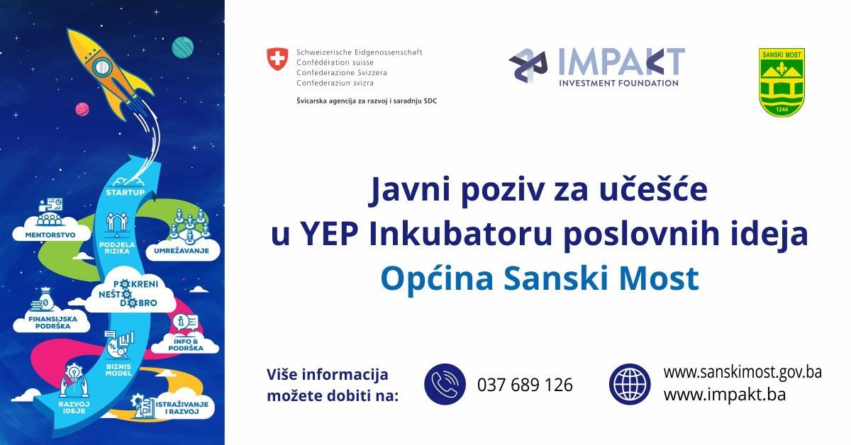 Općina Sanski Most: Projekt zapošljavanja mladih