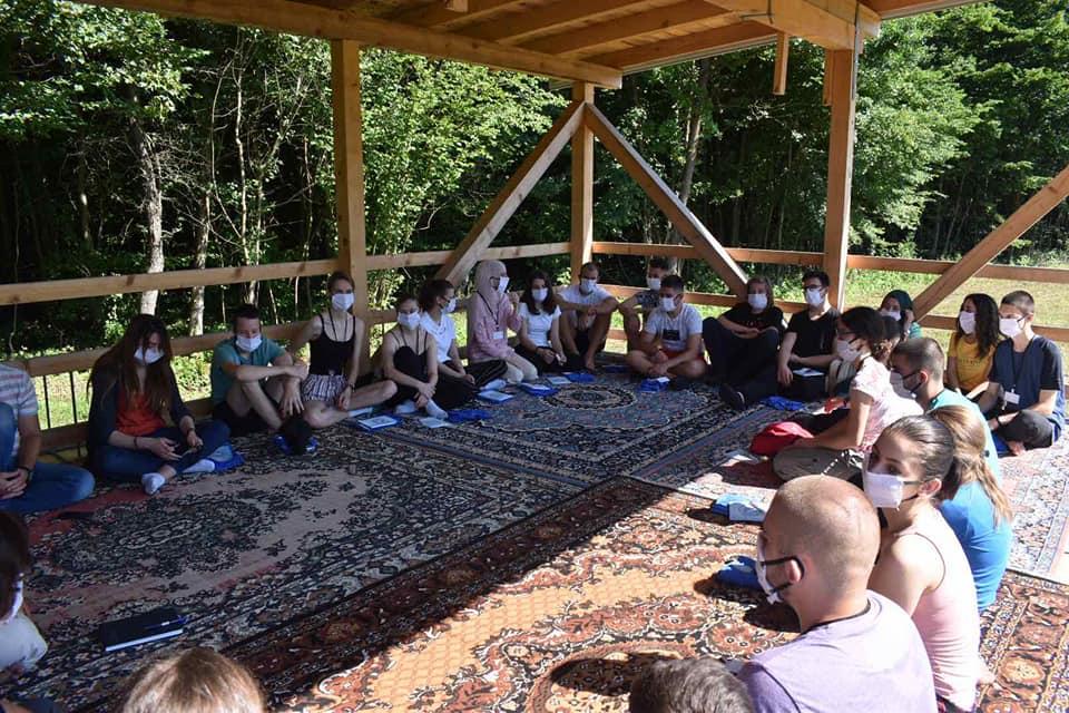 Počeo Mirovni kamp u Sanskom Mostu