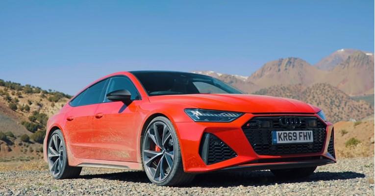 Koliko Audi RS7 može voziti na rezervi?