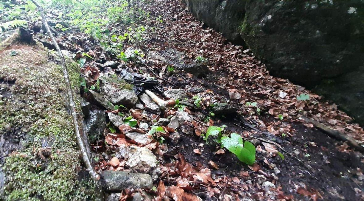 Pronađena lokacija s posmrtnim ostacima više osoba