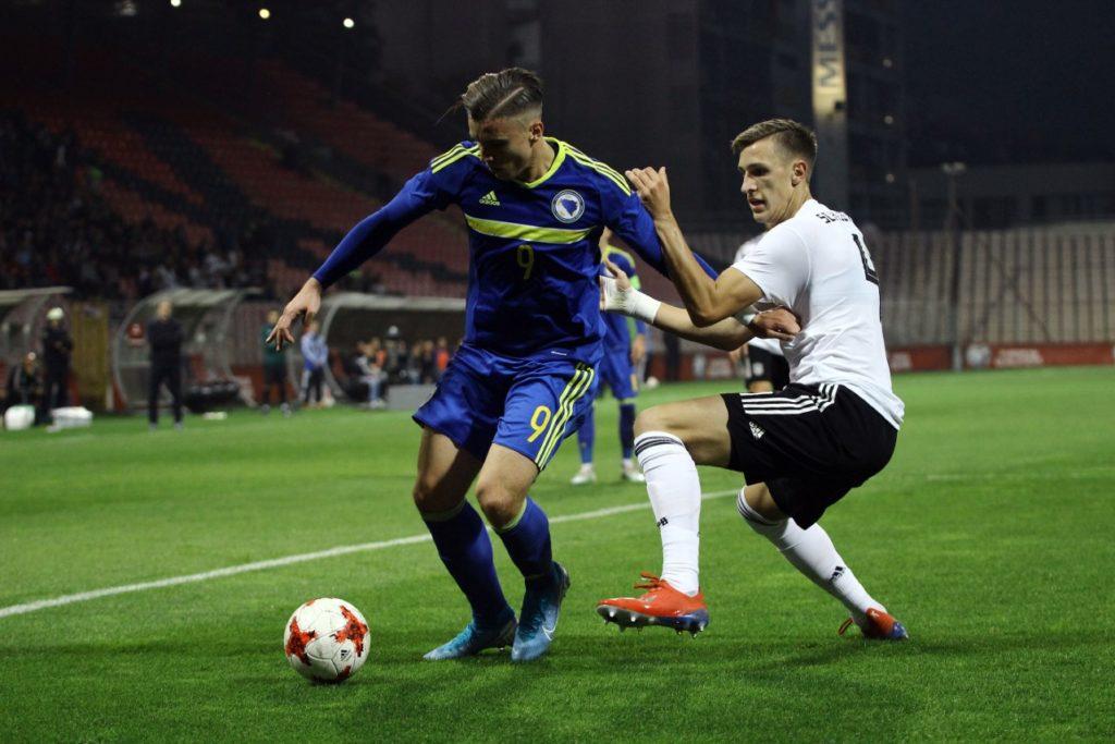 Demirović dobio i ponudu iz Serije A, Topić i Misimović ga hvale na sva zvona
