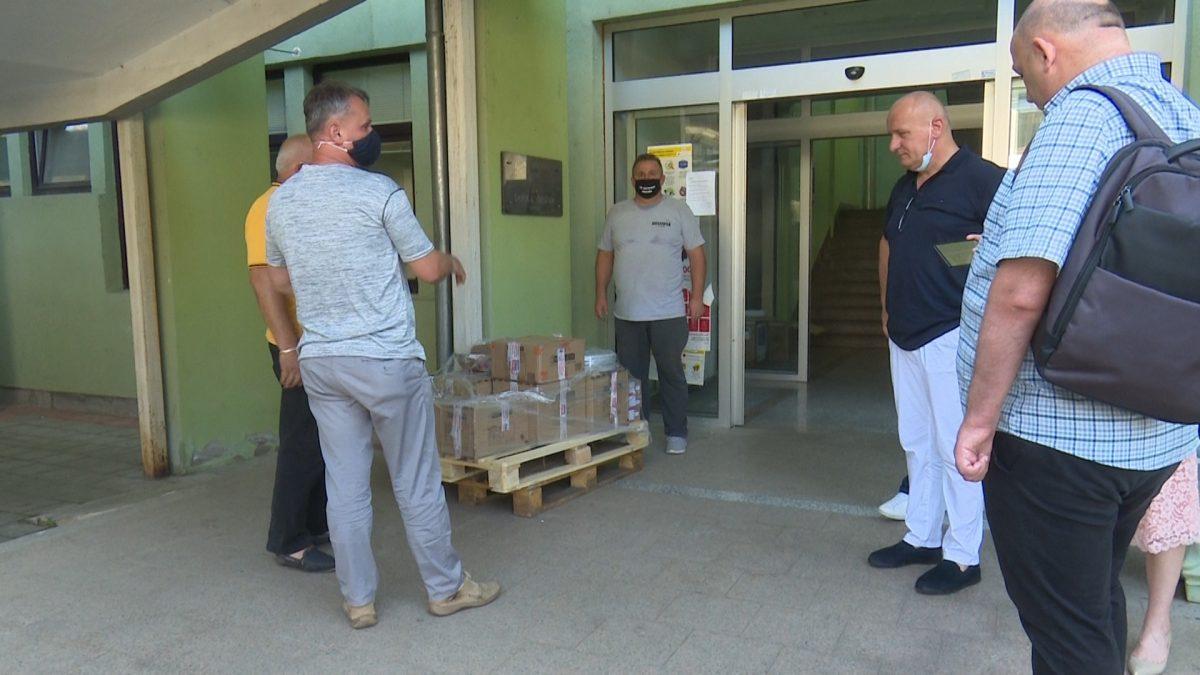 SANSKI PRIVREDNICI Zajedno u projektu obnove Opće bolnice