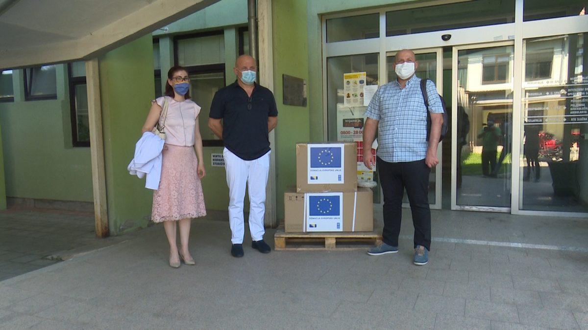 SANSKOJ BOLNICI Doniran respirator