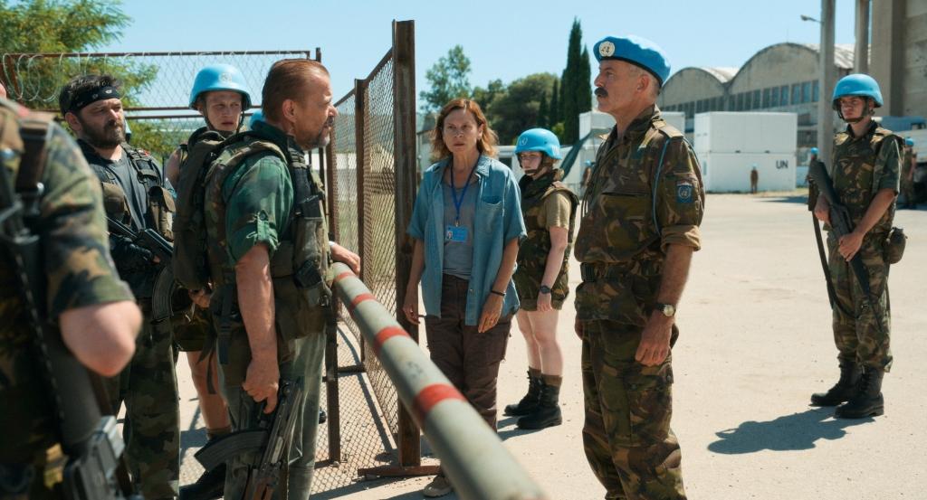 """Film o srebreničkom genocidu """"Quo Vadis, Aida?"""" rediteljice Jasmile Žbanić takmičit će se na Venecija film festivalu"""
