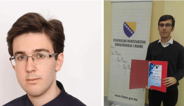Emir Šabić, nadareni student medicine želi ostati u BiH