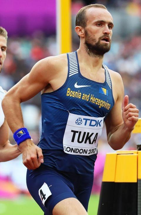 Amel Tuka u društvu najboljih: Ponosan sam na ove rezultate