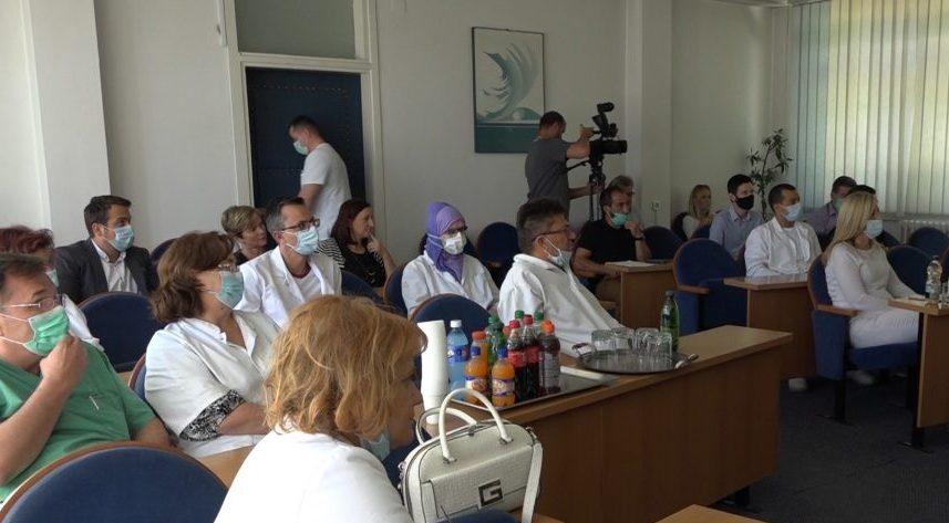 Opća bolnica u Sanskom Mostu dovedena na ivicu egzistencije
