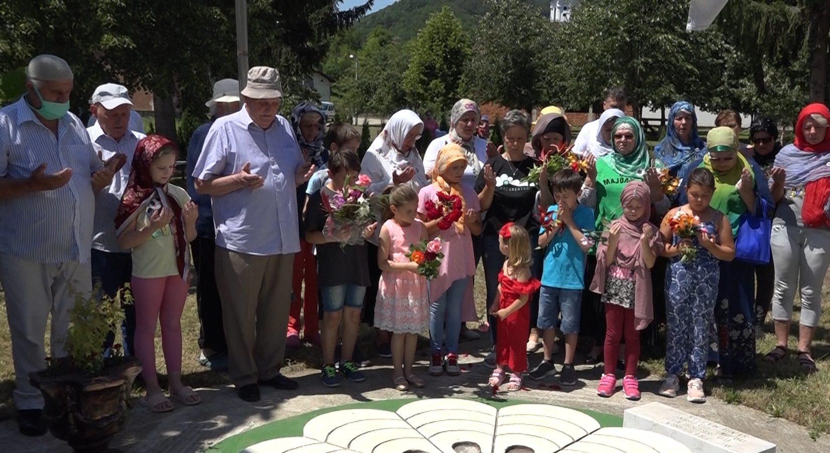 Stari Majdan se prisjetio žrtava genocida u Srebrenici
