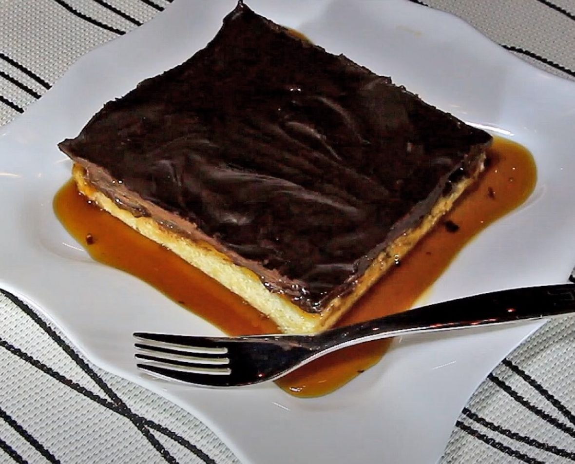 Poslastica primaljivog imena: Napravite Milionerov kolač