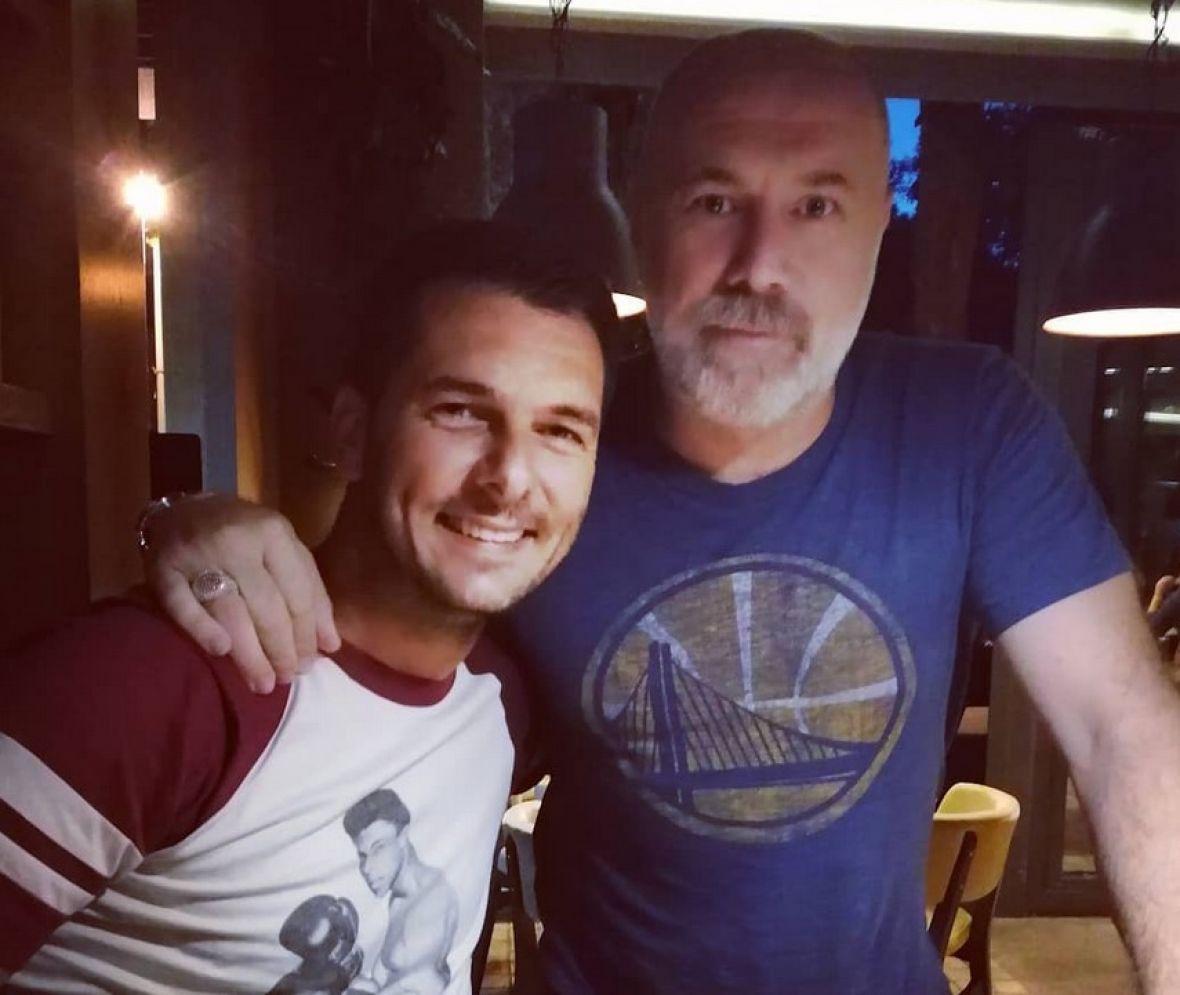 Sergej Barbarez na sastanku sa Misimovićem i Spahićem o preuzimanju reprezentacije
