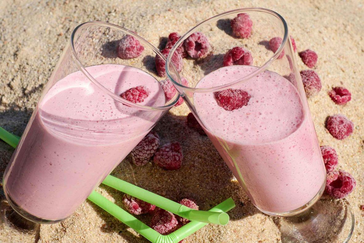 Na temperaturama iznad 30 stepeni najbolje ćete se rashladiti uz voćni jogurt