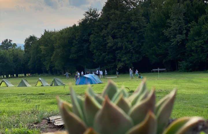 Mirovni kamp u Sanskom Mostu