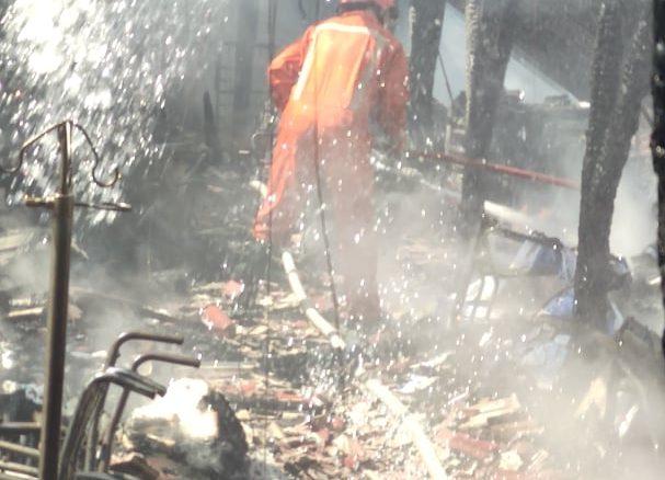 HEROJI Sanski vatrogasci spasili živote!