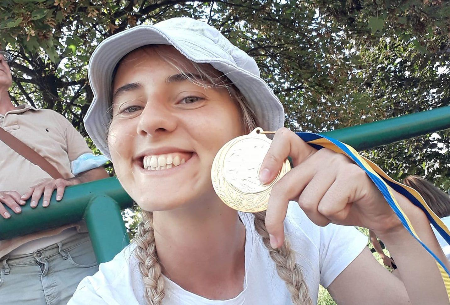 Nudžejma Šupuk ZLATNA na državnom prvenstvu iz atletike