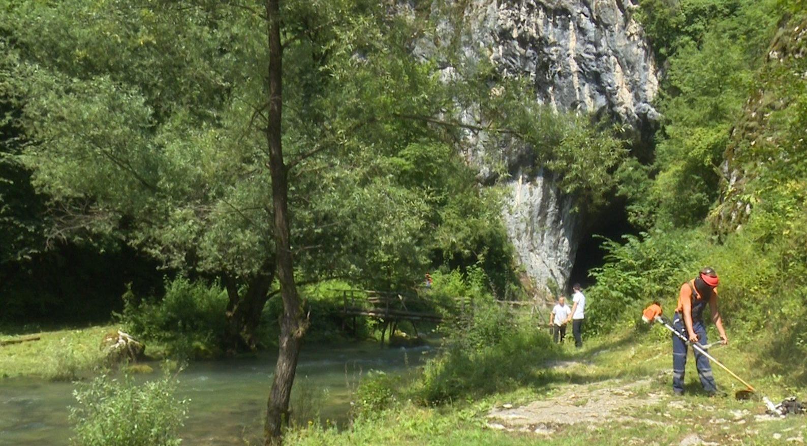 BRAVO Uredili izvorište rijeke Dabar