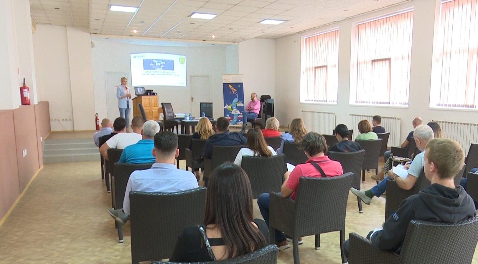 Produžen Javni poziv za učešće u YEP inkubatoru poslovnih ideja