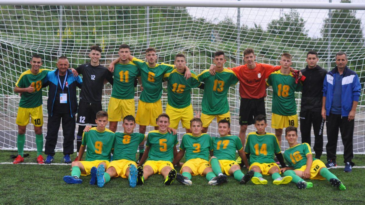 BRAVO Juniori Podgrmeča u finalu Kupa USK