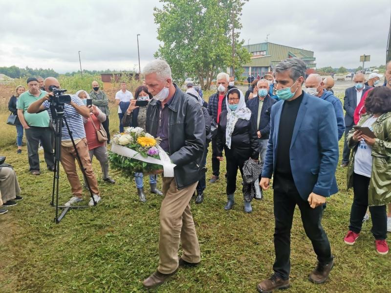 """Obilježena 28. godišnjica od raspuštanja logora """"Omarska"""""""