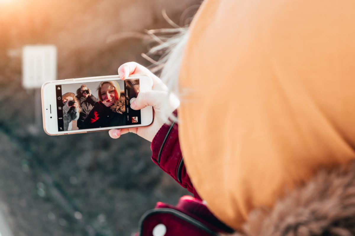 Čak 50 posto žena ne želi objaviti sliku bez filtera i popravljanja