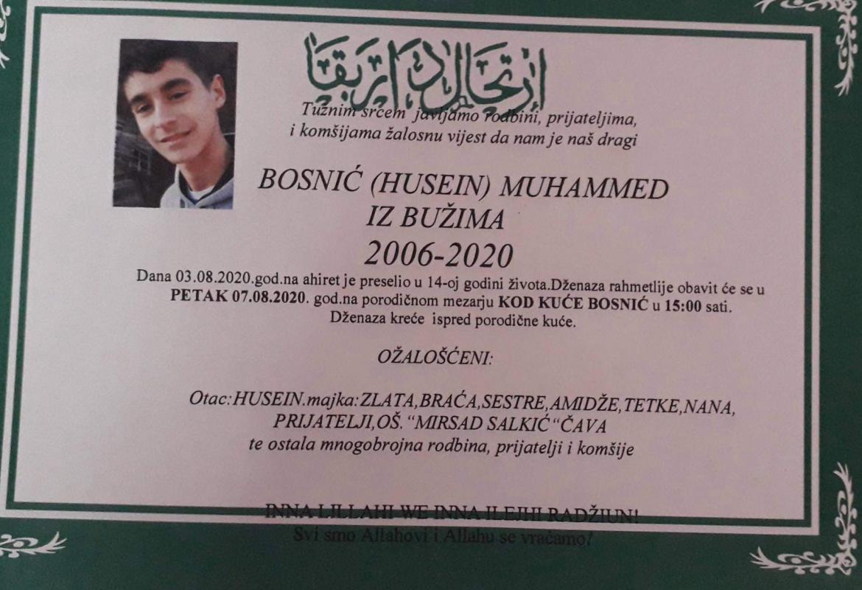 Bosnić (Husein-Bilal) Muhamed