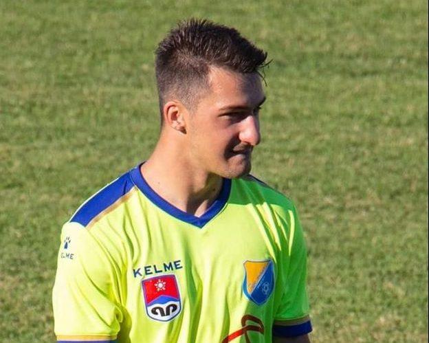 Demir Jakupović u timu kola
