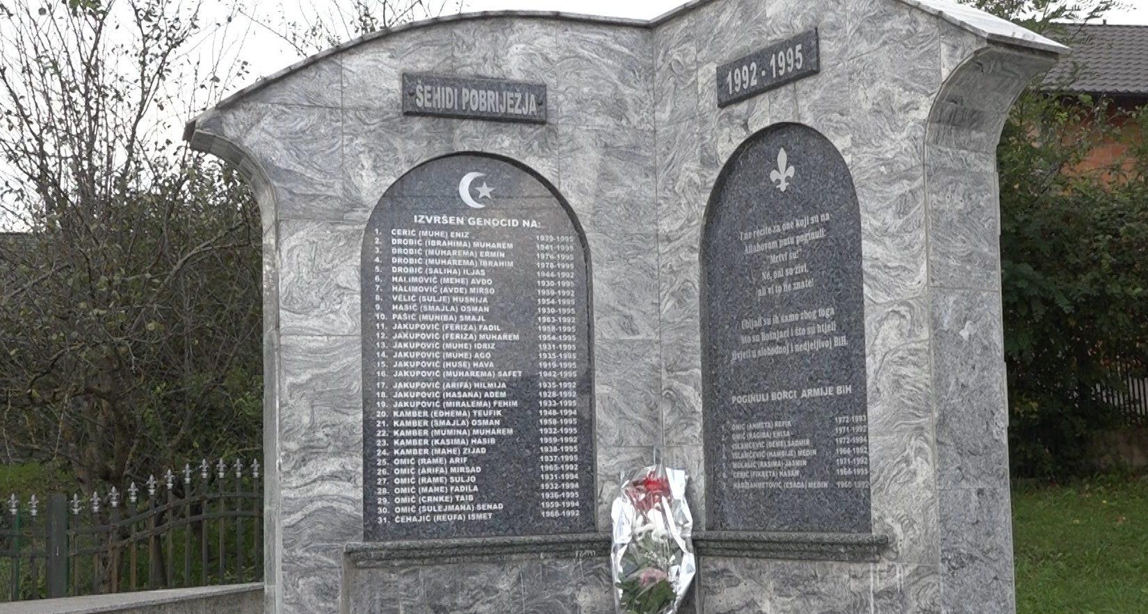 Žrtve koje su date za slobodu  nikada ne smijemo zaboraviti