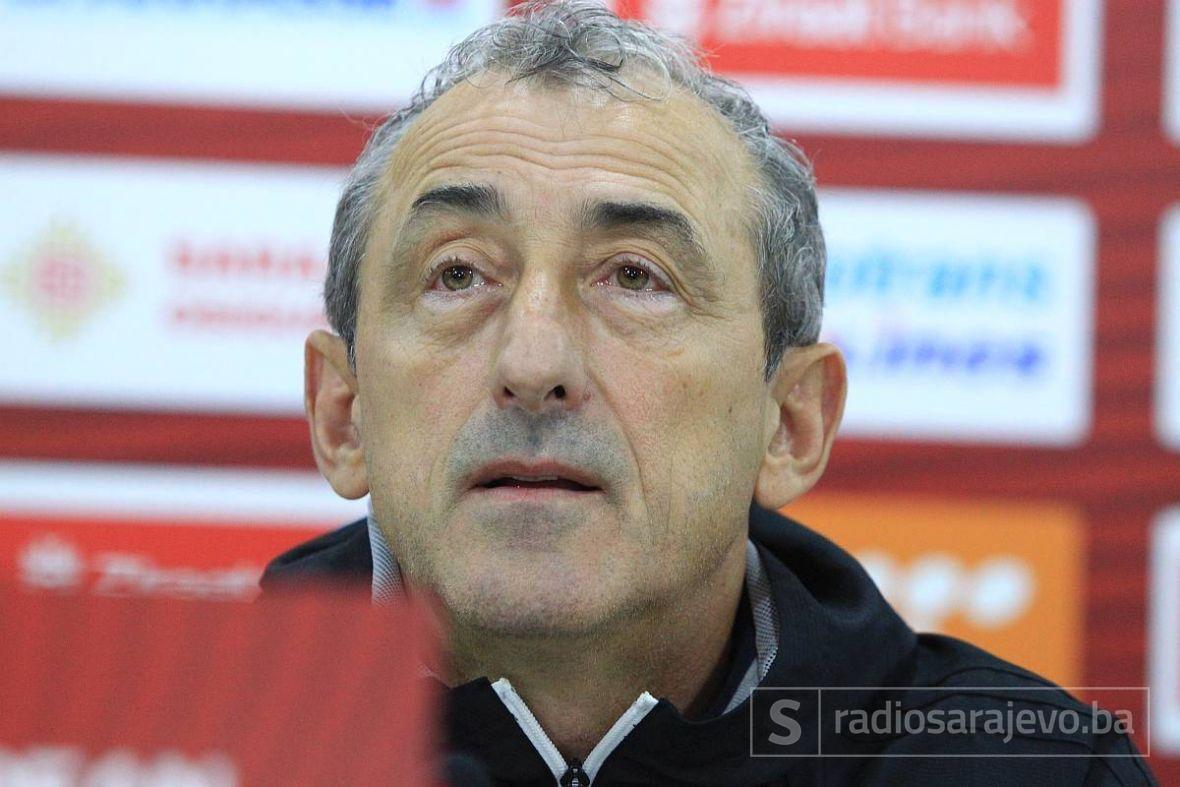 Mehmed Baždarević kandidat za trenera svjetskog viceprvaka
