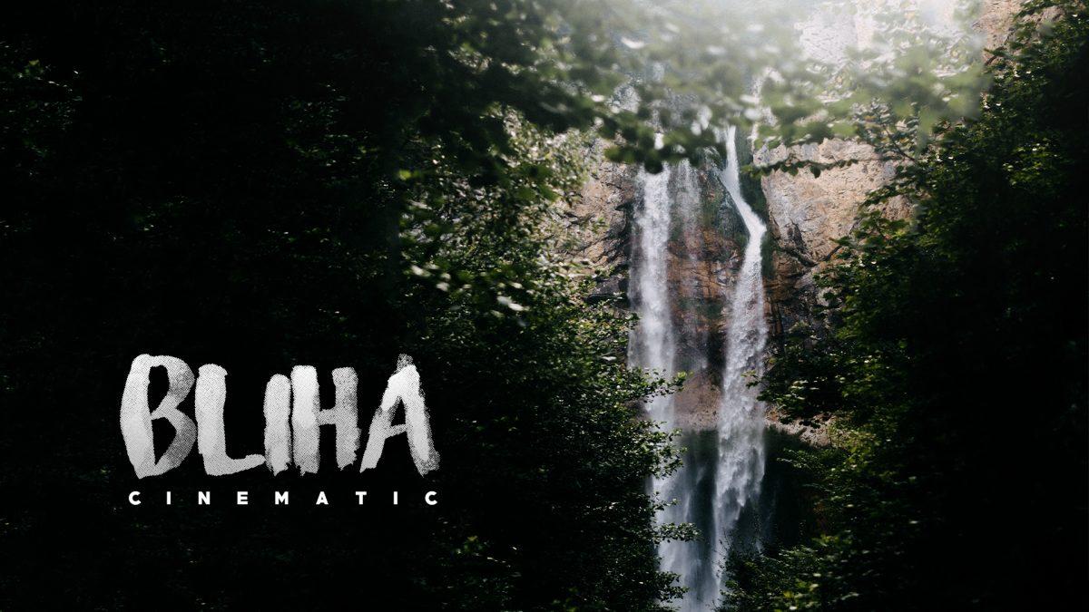 Nestvaran snimak i zvukovi Vodopada Blihe