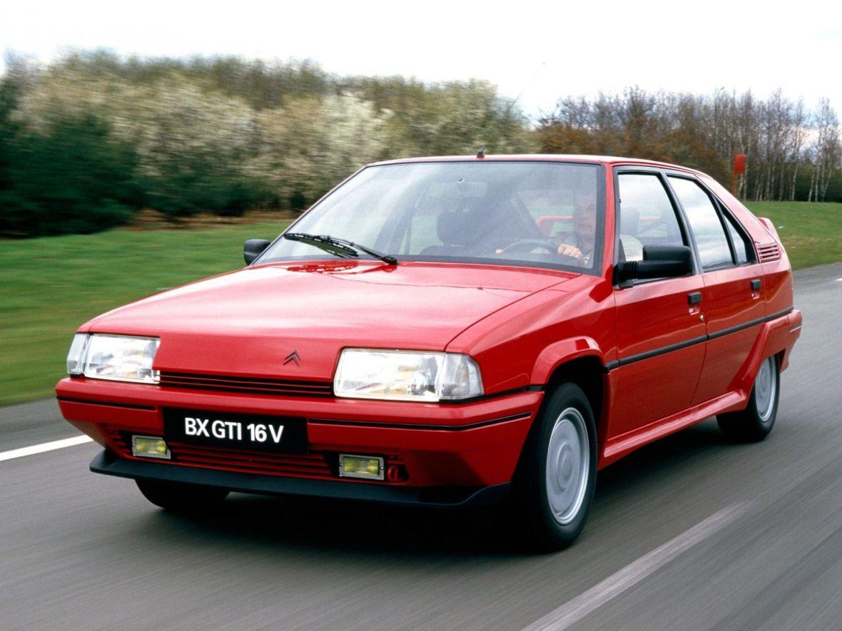 Citroën BX GTi 16v: Letio je na pravcu, lebdio u krivinama