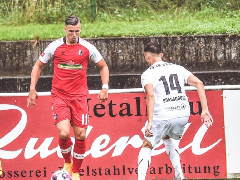 Ermedin Demirović nastupio u duelu Freiburga i Leverkusena