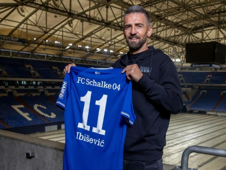 Vedad Ibišević: Nisam imao problem sa trenerom u Schalkeu, moja savjest je čista