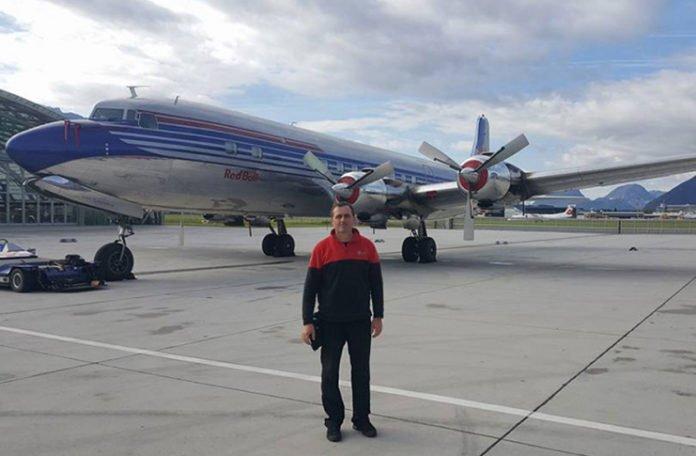 Sanjanin brine i o Titovom avionu