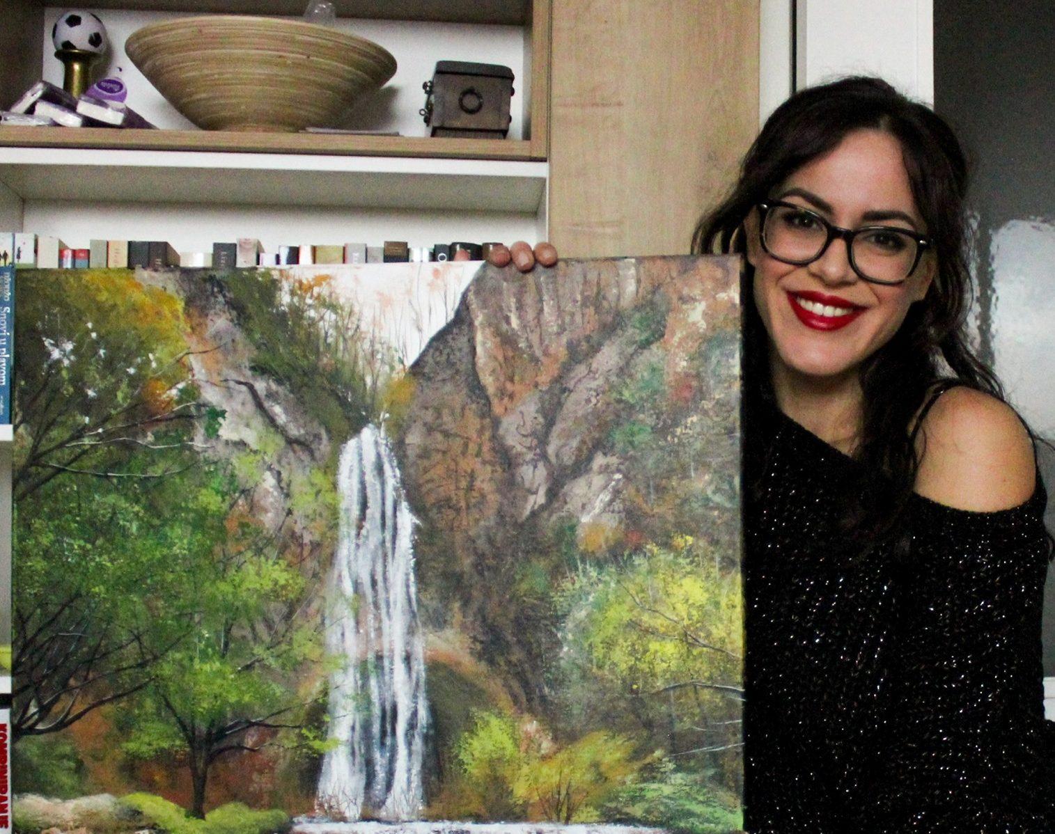 Hana Tabaković: Kako je jedna stomatologinja postala slikarka