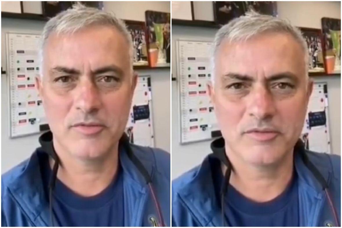 Nije više Posebni: Mourinho sebi promijenio nadimak